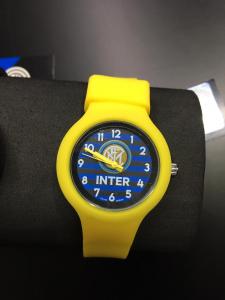 Orologio ufficiale FC Inter con cinturino in gomma diversi colori