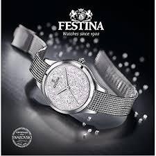 orologio solo tempo donna Festina Mademoiselle