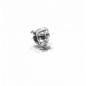 Ciondoli per bracciale componibile S'Ave Maria in argento