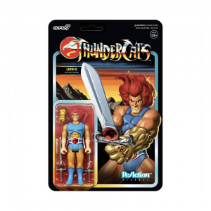 *PREORDER* Thundercats ReAction Action Figure: LION-O by Super7