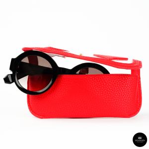 Iphoria, CUORI ROSSI su Rosso Glasses Case