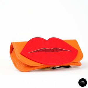Iphoria, RED MOUTH Glasses Case
