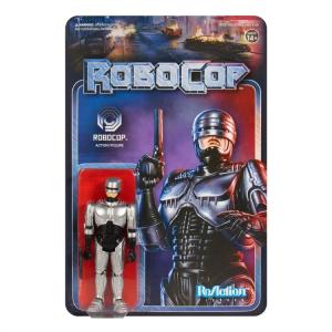 Robocop ReAction Action Figure: ROBOCOP by Super7