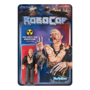 *PREORDER* Robocop ReAction Action Figure: EMIL ANTONOWSKY by Super7