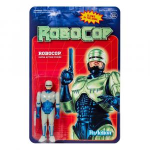*PREORDER* Robocop ReAction Action Figure: ROBOCOP - GLOWIN THE DARK by Super7