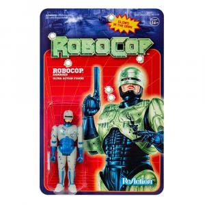 *PREORDER* Robocop ReAction Action Figure: DAMAGE ROBOCOP - GLOWIN THE DARK by Super7