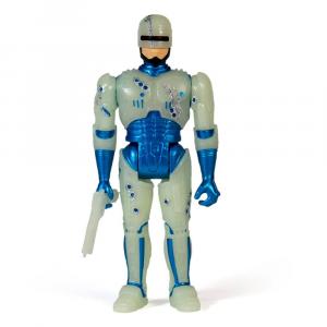 *PREORDER* Robocop ReAction: DAMAGE ROBOCOP - GLOW IN THE DARK by Super7