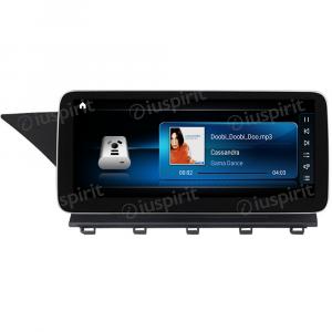 ANDROID navigatore per Mercedes Classe GLK X204 GLK220 GLK280 GLK300 GLK350 2013-2015 NTG 4.5 10.25 pollici 4GB RAM 64GB ROM Octa-Core CarPlay Android Auto Bluetooth GPS WI-FI