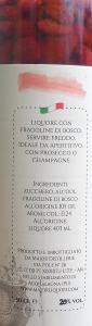 Grappa alle Fragoline di Bosco - 50cl