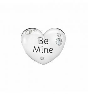 Chamilia Charm in argento Disney Cuore Be mine  heart 2025-2466