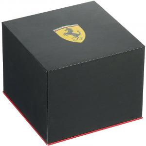 Orologio uomo solo tempo Scuderia Ferrari  Redrev 0840027