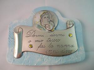 Icona Acca argento 925 cod 312PG.5