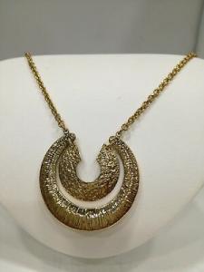 Collana donna Zoppini bronzo color oro coll DAFNE cod. Q1635_0006 listino 59