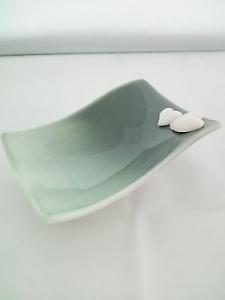 Portastuzzichini per aperitivo in ceramica Cuorematto cod. D5305