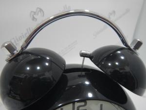 Orologio da tavolo Vintage con sveglia e luce e martelletto Mascagni  20ZM551