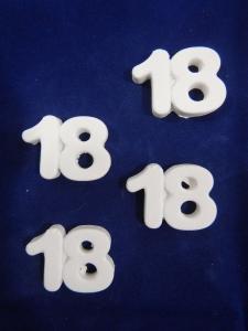Bomboniere Gessetti varie tipologie Cuorematto D5550S-1