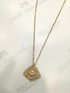 Collana donna Byblos cod. 9319 color oro