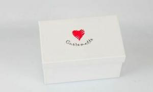 Sacchetto portaconfetti con albero della vita in cristallo D5764