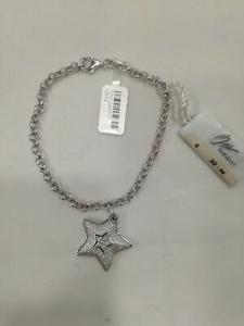 Bracciale donna Osa cod. 9819 con ciondolo stella con strass