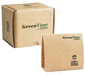 Orologio uomo Green Time by Zzero zebrano  sandalo automatico zw073a
