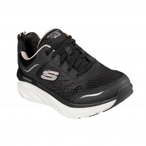 Sneakers Donna D'Lux Walker Skechers 149023 BKPK  -8/9