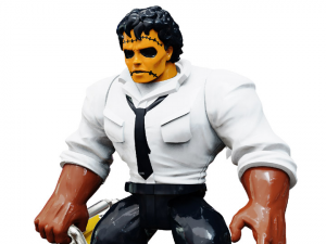 Mighty Maniax action figure: BBQ BUTCHER by Rocom Toys