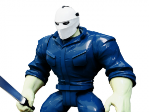 Mighty Maniax action figure: SLAPSHOT by Rocom Toys