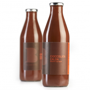 Cioccolata calda pronta da bere