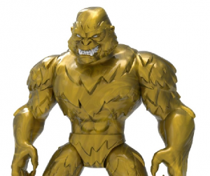 Mighty Maniax action figure: GOLDEN MONSTER by Rocom Toys