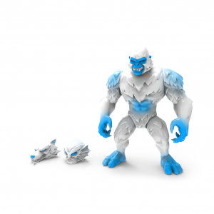 Mighty Maniax action figure: APE KING by Rocom Toys