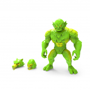 Mighty Maniax action figure: FISHSTIK by Rocom Toys