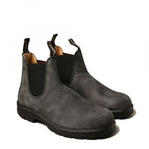 Stivaletti Blundstone 202M-587 Rustic Black  -20