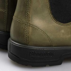 Stivaletti Blundstone 202M-2052 Dark Green  -20