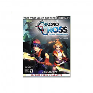 Official Strategy Guide - Chrono Cross