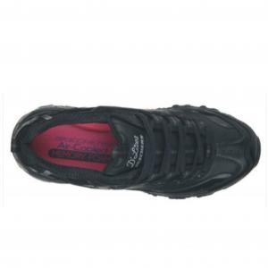 Sneakers Donna D'Lites Fresh Start Skechers 11931 BBK