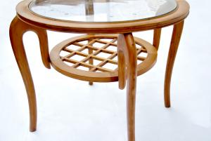 Tavolino vintage da fumo