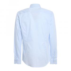 Camicia in Popeline Uomo FAY NCMA1412590PJVU006  -20