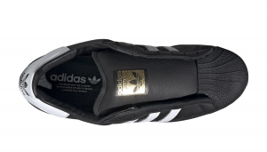 Adidas Superstar Lacelless