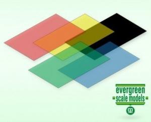 Fogli colorati trasparenti