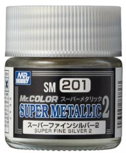 Super Fine Silver II