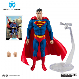 *PREORDER* DC Rebirth Action Figure: SUPERMAN - ACTION COMICS #1000 by McFarlane Toys