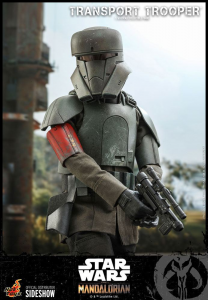 *PREORDER* Star Wars - The Mandalorian Action Figure 1/6: TRANSPORTER TROOPER by Hot Toys