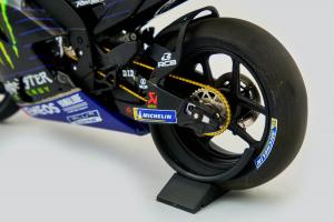 Yamaha YZR-MI Valentino Rossi Monster Energy Yamaha Test Sepang 2019 1/12 Minichamps