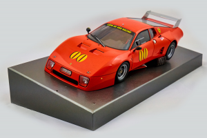 Ferrari 512 Bb Lm 1979 Red Limited 511 Pcs 1/18 Bbr