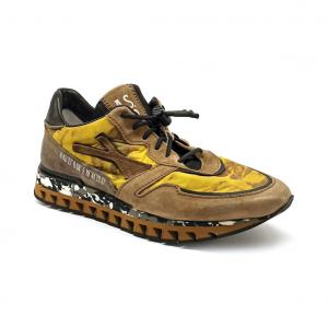Sneaker senape A.S.98