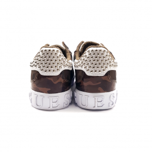 Sneaker camouflage Guess