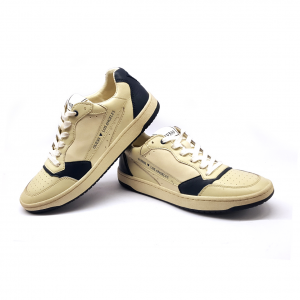 Sneaker bianco sporco/blu Guess