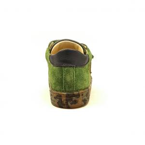 Sneaker verde Falcotto