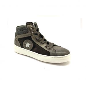 Sneaker alta grigia NeroGiardini
