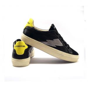 Sneaker nera Stokton